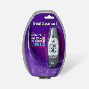 Health Smart Compact Ear Digital Thermometer