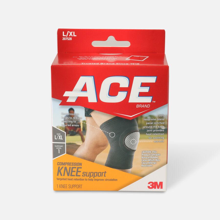 Ace Elasto-Preene Knee Support, Large/XL, , large image number 0
