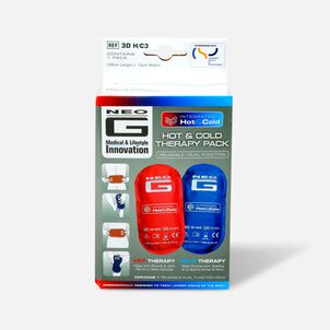 Neo G Hot and Cold Therapy 3D Pack