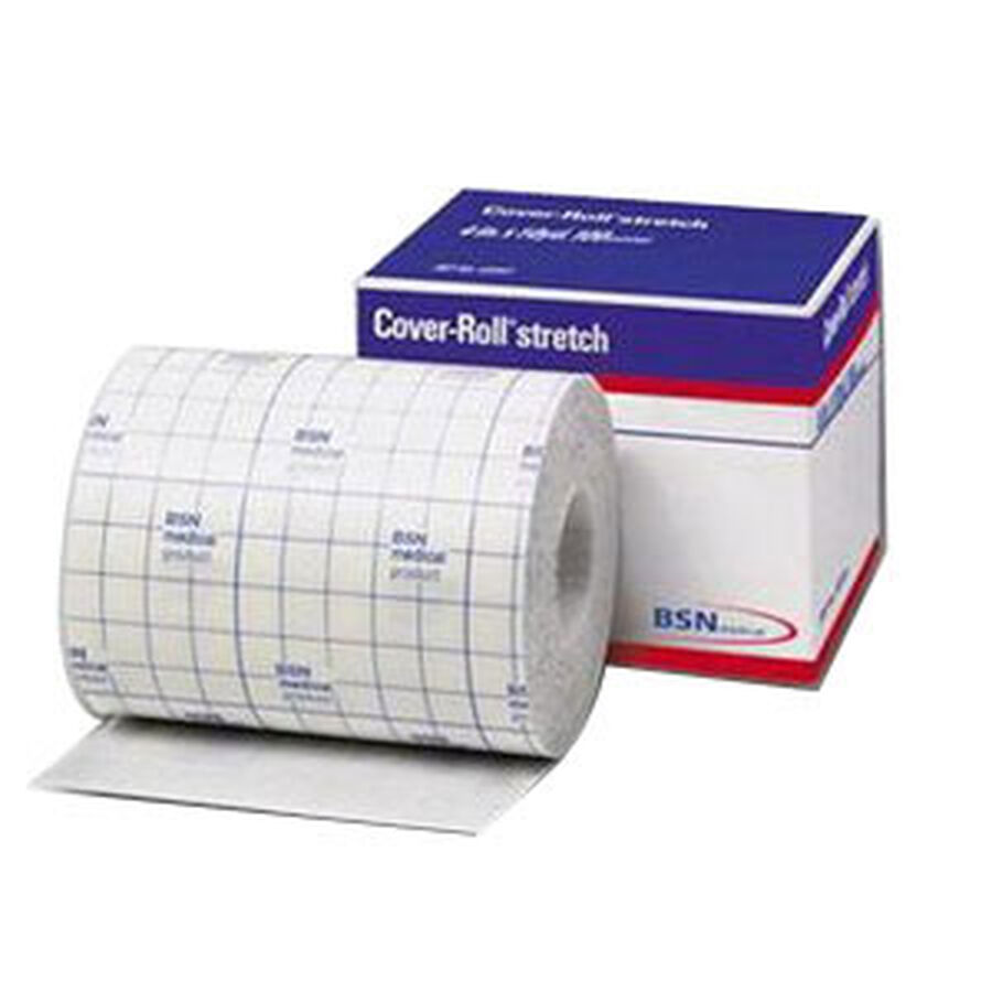 """Cover-Roll Stretch Bandage, 4"""" x 10 yds., 1ct, , large image number 0"""