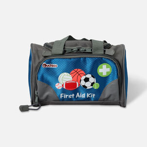 Ouchies Sportz First Aid Kit for Kids, 50 pieces