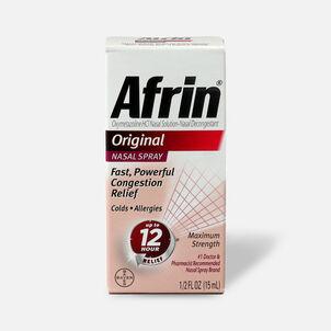 Afrin Original Nasal Spray, 0.5 oz