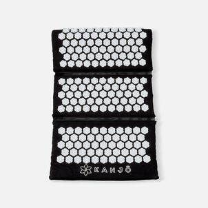 Kanjo Memory Acupressure Mat Set with Pillow, Onyx