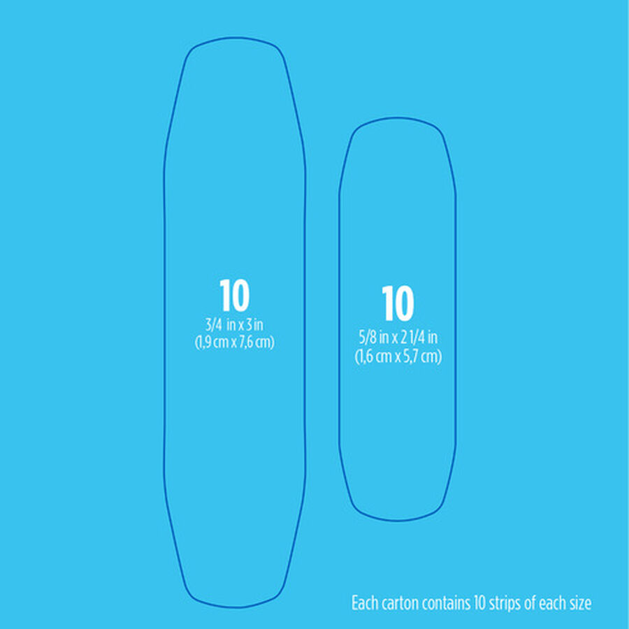 Band-Aid Adhesive Assorted Bandages Disney/Pixar Finding Dory, 20 ct., , large image number 2