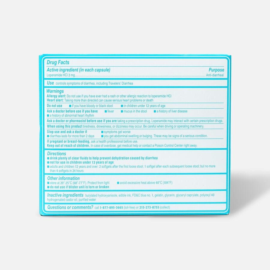 Imodium A-D Anti-Diarrheal, Softgels 24ct, , large image number 1