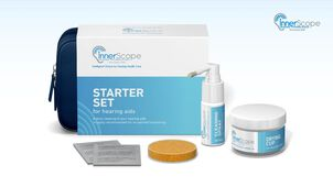 InnerScope Hearing Technologies Hearing Product Cleaning Starter Kit