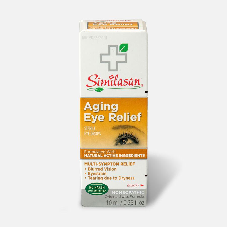 Similasan Aging Eye Relief, 0.33 fl. oz., , large image number 0