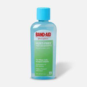 Band-Aid Antiseptic Wash, Hurt-Free, 6 fl oz
