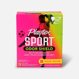 Playtex Sport Odor Shield Regular Tampons