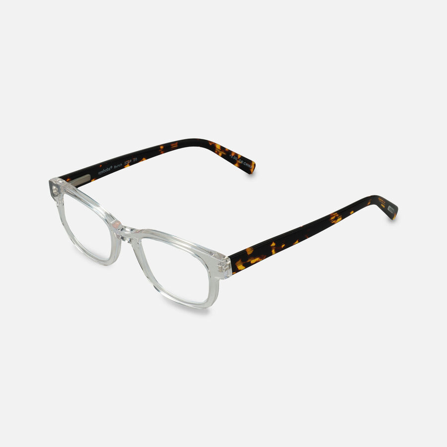 EyeBobs Butch Reading Glasses,Clear, , large image number 6