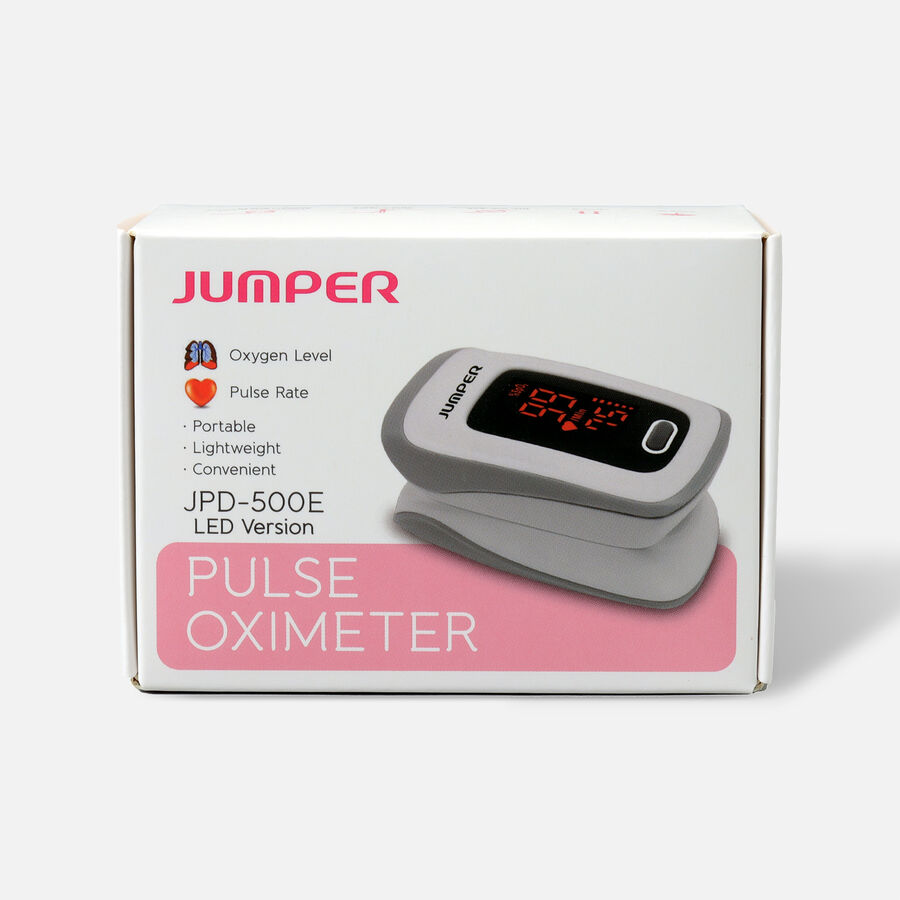 Jumper Medical Fingertip Pulse Oximeter, , large image number 0