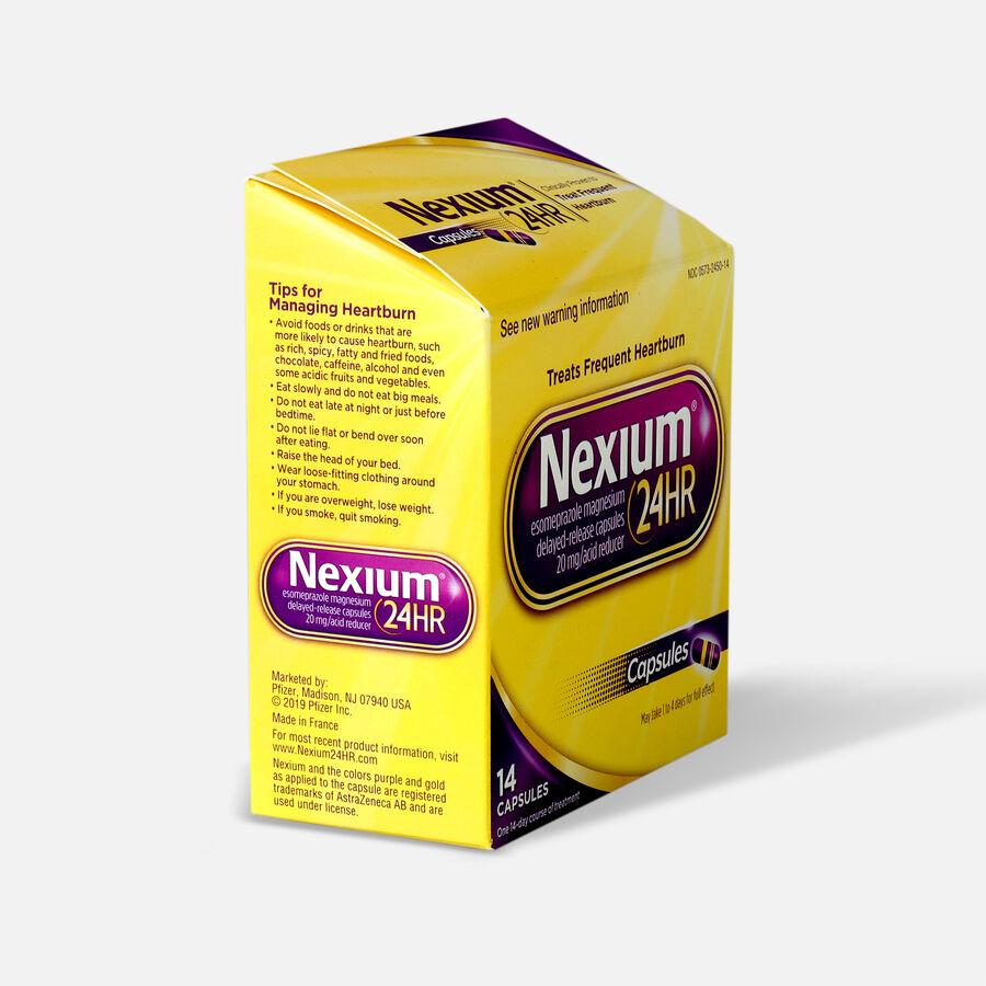 Nexium 24HR Capsules, 14 ct, , large image number 3