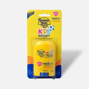 Banana Boat Kids Sport Sunscreen Stick SPF 50+, .5oz