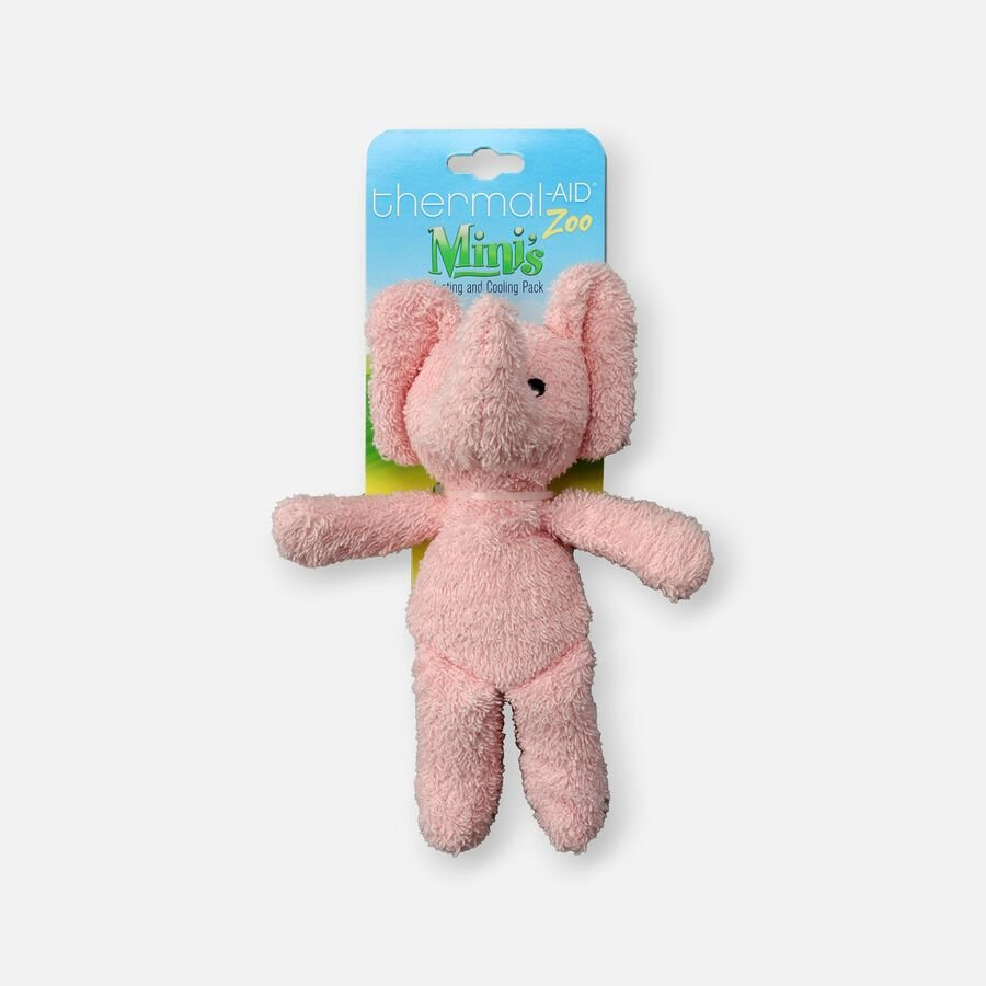 Thermal-Aid Mini Zoo Elephant Hot and Cold Pack, , large image number 0
