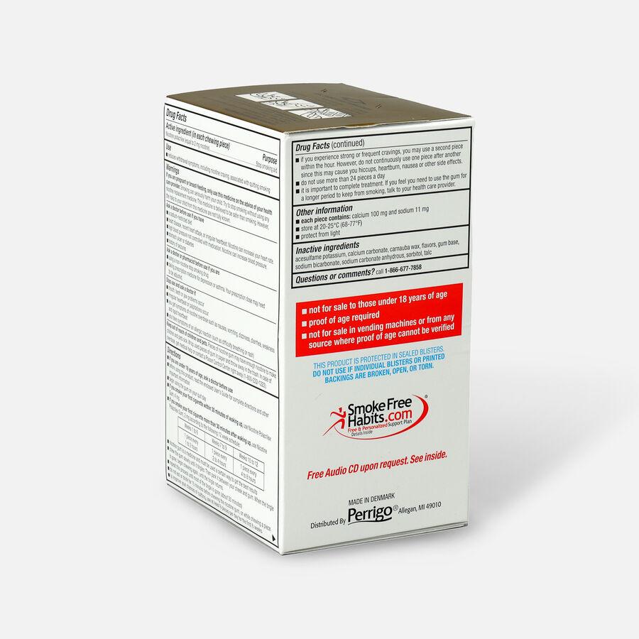 GoodSense® Nicotine Polacrilex Gum, 2 mg (nicotine), Non-Coated, 110 ct, , large image number 3