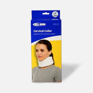 """Bell-Horn Universal Cervical Collar, White, 2.5"""""""