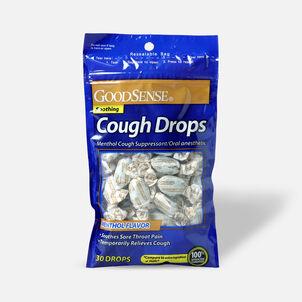 GoodSense® Cough Drops, Menthol Flavor, 30 ct