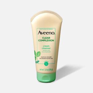 Aveeno Clear Complexion Cream Cleanser, 5oz.