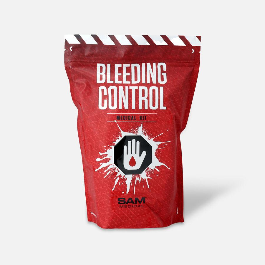 SAM Medical Bleeding Control Kit w/ Tourniquet, Basic, Non-Vacuum Packed, , large image number 0