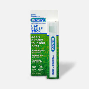 Benadryl Itch Relief Stick 14 ml