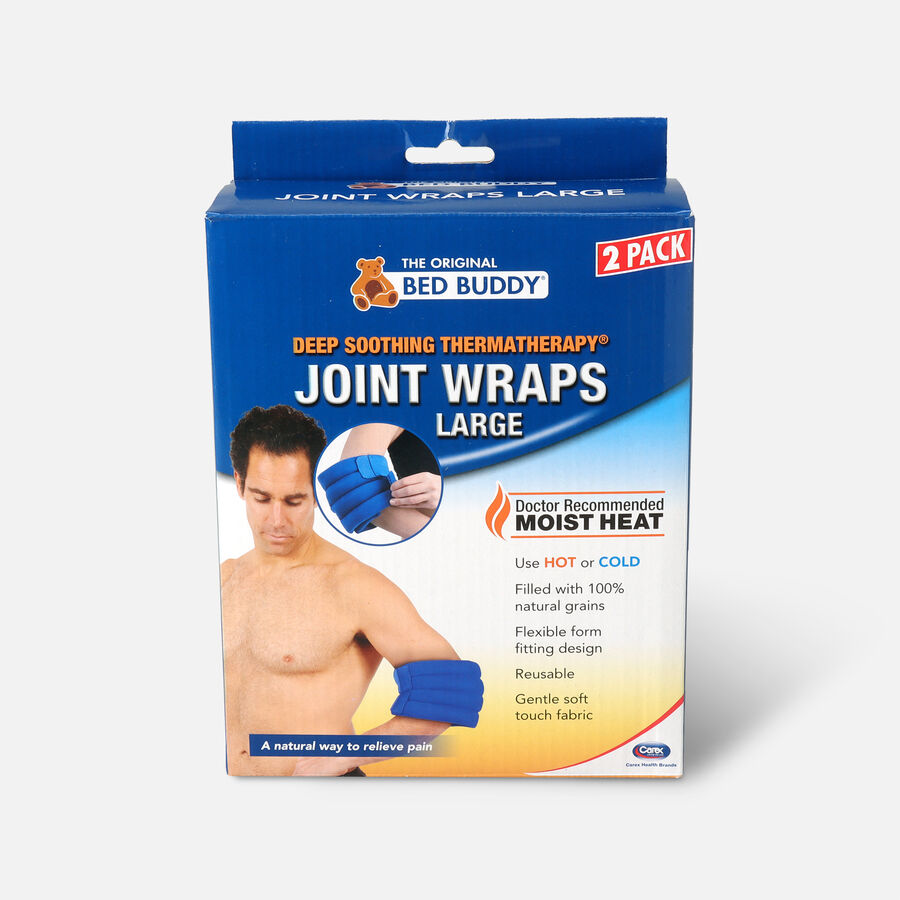Bed Buddy Joint Wraps Large (Pack of 2), , large image number 0