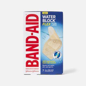 Band-Aid Waterblock Flex XL AOS Adhesive Bandages, 7 ct