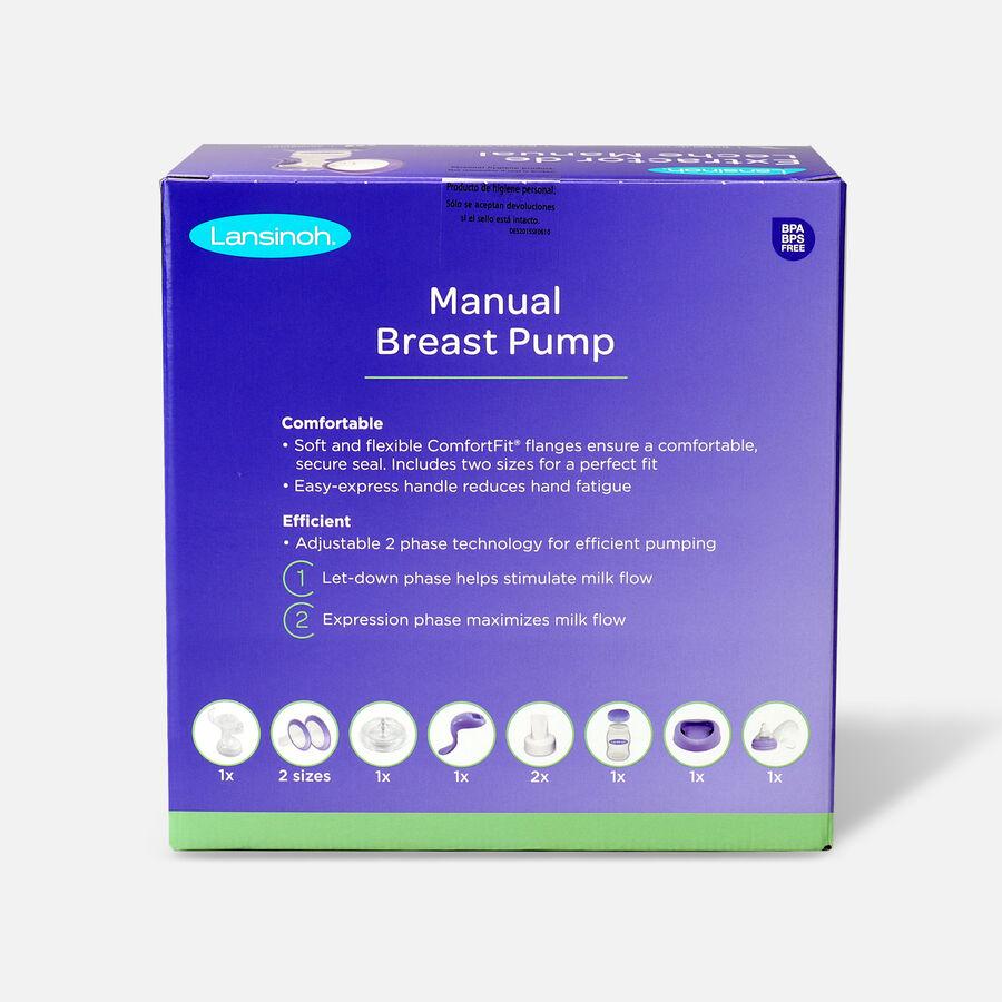 Lansinoh Manual Breast Pump, , large image number 3
