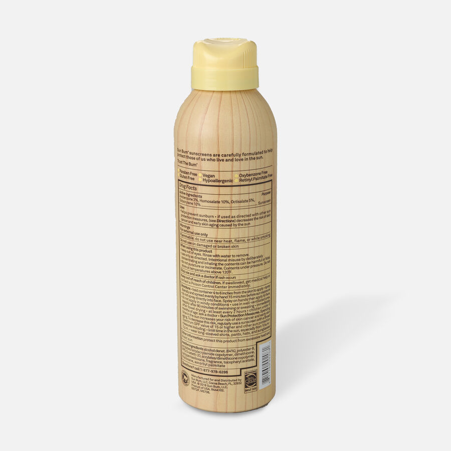 Sun Bum Sunscreen Continuous Spray, 6 oz, , large image number 7