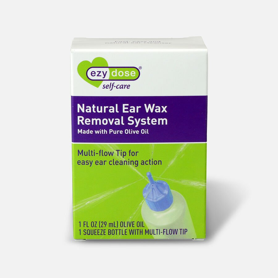 Physician's Choice All Natural Deluxe Ear Wax Removal System, 1 fl oz, , large image number 0