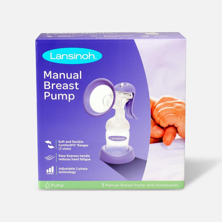 Lansinoh Manual Breast Pump, , large image number 2