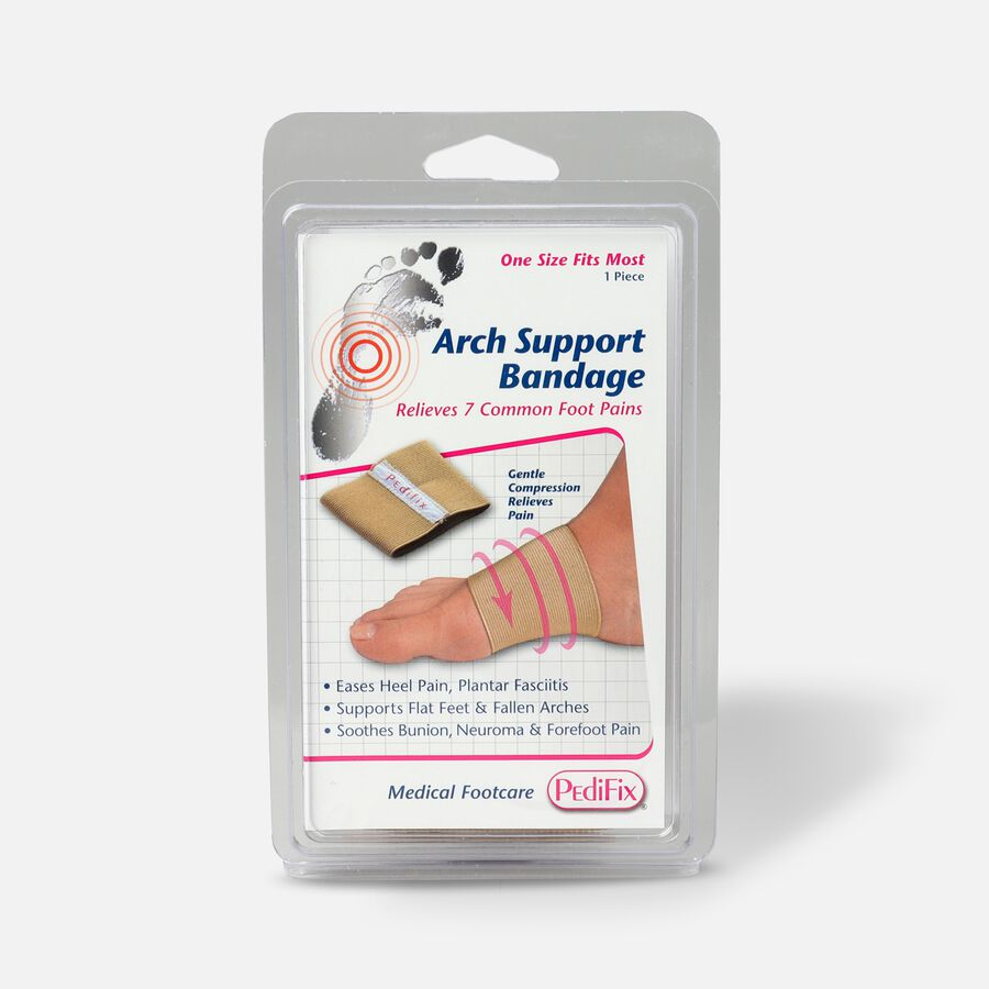 PediFix Arch Foot Bandage, 1 Ea, , large image number 0