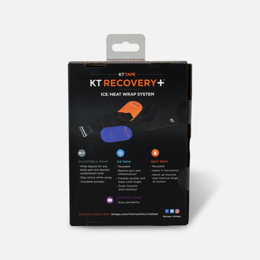 KT Tape Recovery+ Hot Cold Compression Therapy, , large image number 1