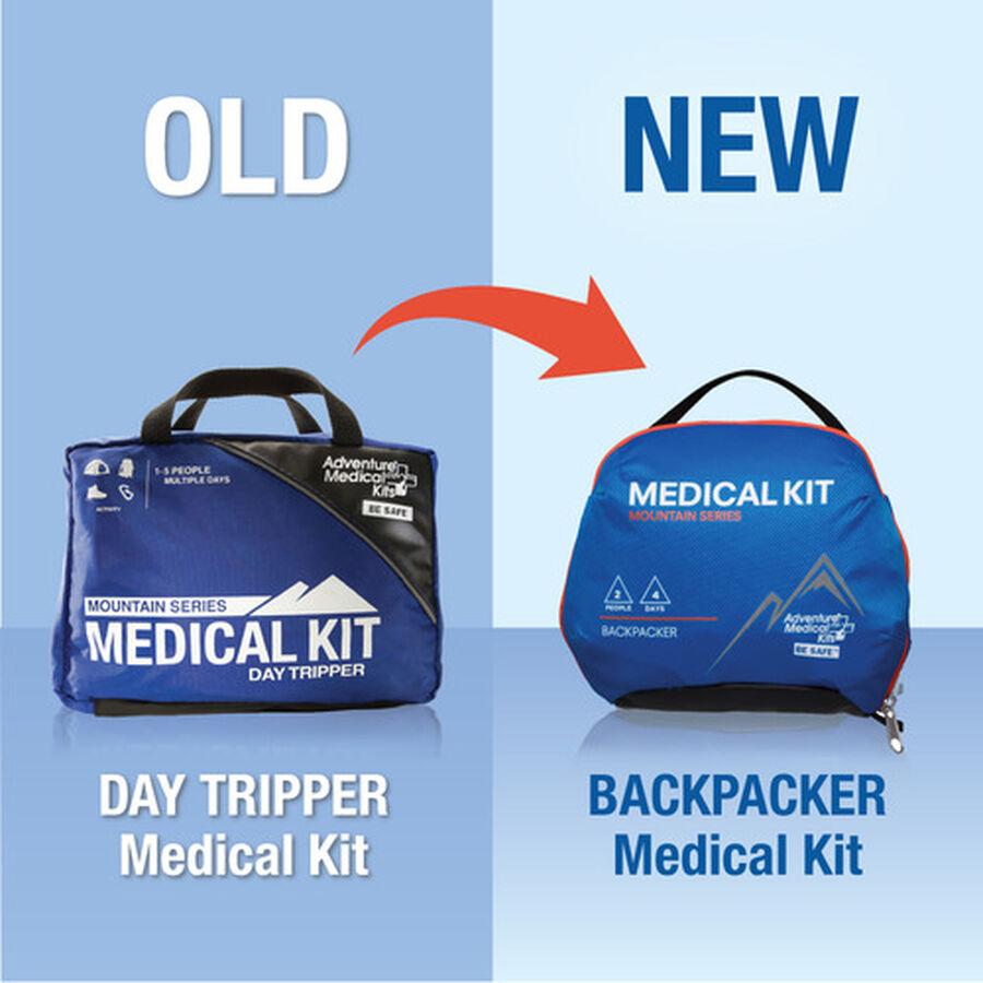 Adventure Medical Mountain Backpacker Medical Kit, , large image number 3