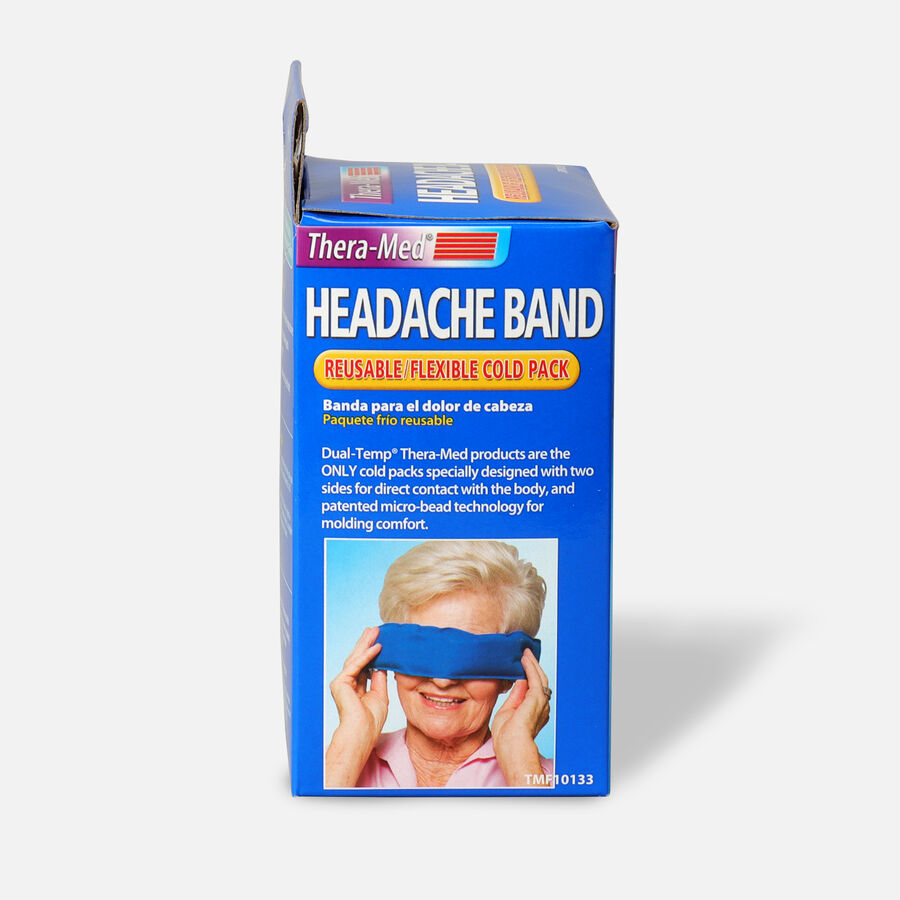 Thera-med Headache Band, , large image number 4