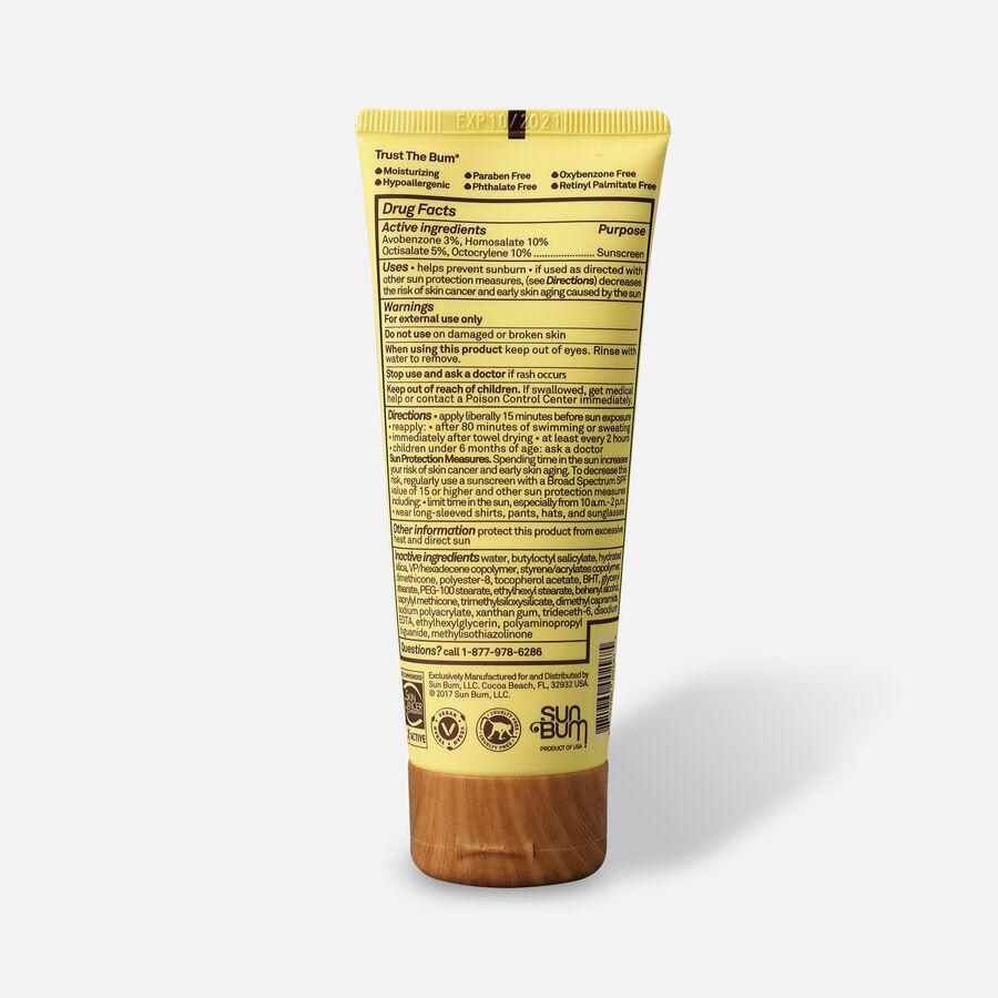 Sun Bum SPF 50 Face Sunscreen Lotion, 3 oz, , large image number 1