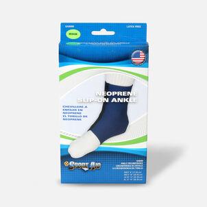 Sportaid Slip-On Ankle Brace Neoprene, 1 ea