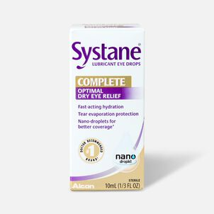 Systane Complete Eye Drops, 10 mL