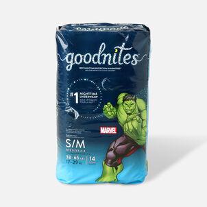 Goodnites Bedtime Underwear for Boys