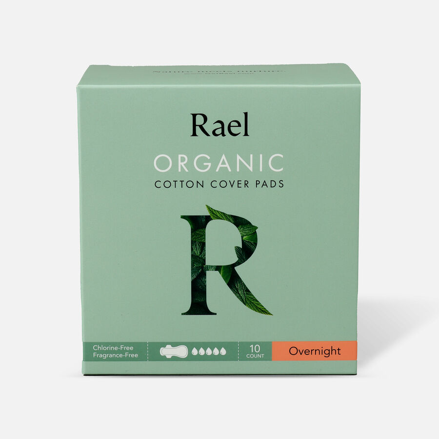Rael Organic Cotton Cover Pads, , large image number 2