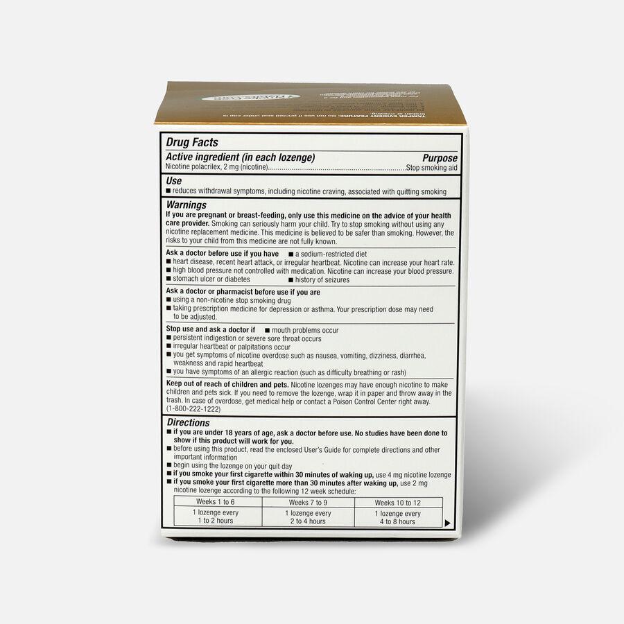 GoodSense® Nicotine Polacrilex Lozenge 2 mg (nicotine), 72 ct, , large image number 1