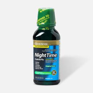 GoodSense® Night Time Cold and Flu Multi Symptom Original