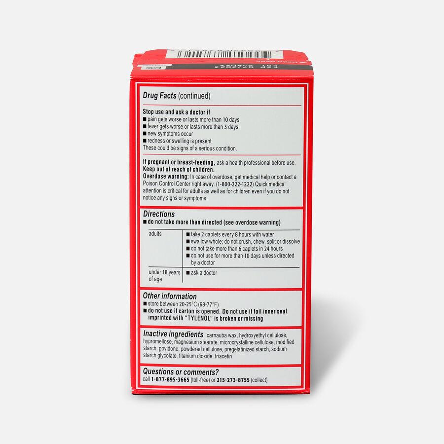 Tylenol 8HR Arthritis Pain Caplet, 100 ct, , large image number 1