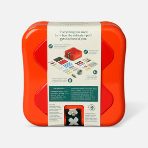 Welly First Aid Kit - 130ct.