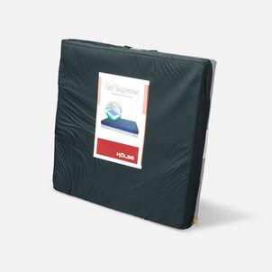 K2 Health Products Gel Supreme Wheelchair Seat Cushion