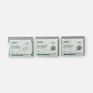 Essential Medical Supply TENS Electrode Combo Pack