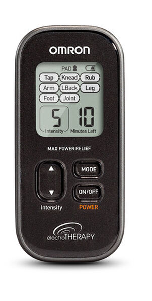 Omron electroTHERAPY Max Power Relief Device
