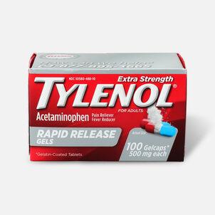 Tylenol Extra Strength Rapid Release Gels