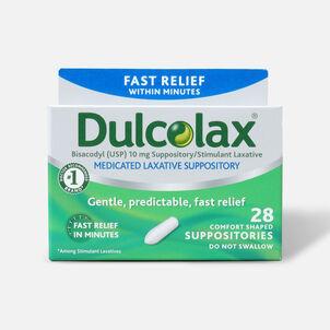 Dulcolax Suppository, 28 ct.