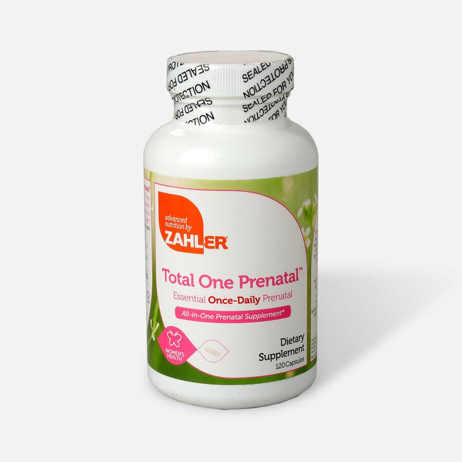 Zahler Total One Prenatal, Complete One a Day Prenatal Multivitamin, , large image number 0