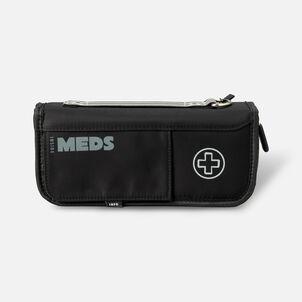 AllerMates Medicine & EpiPen Case Carrier - Jet Black